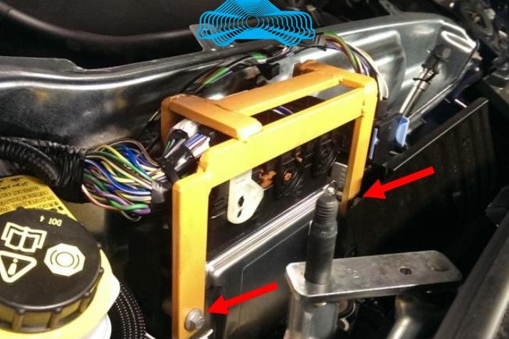 Защита ЭБУ от змены блока управления двигателем