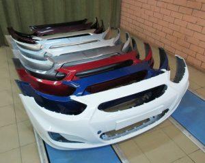 Бампера автомобилей