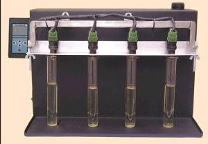 Проверка механических свойств форсунок
