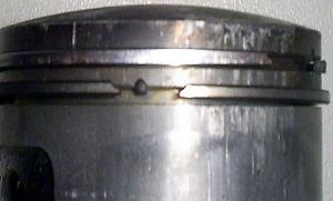 Износ поршневых колец