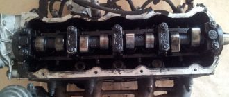 Разбор двигателя