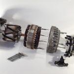 генератор автомобильного двигателя