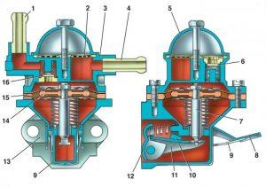 На горячую троит двигатель на ВАЗ 2107