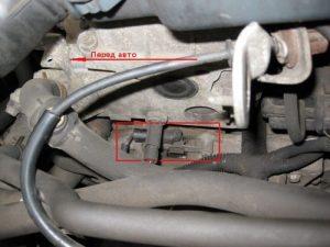 Принцип работы датчика коленвала ВАЗ 2110