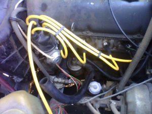 Высоковольтные провода ВАЗ 2106