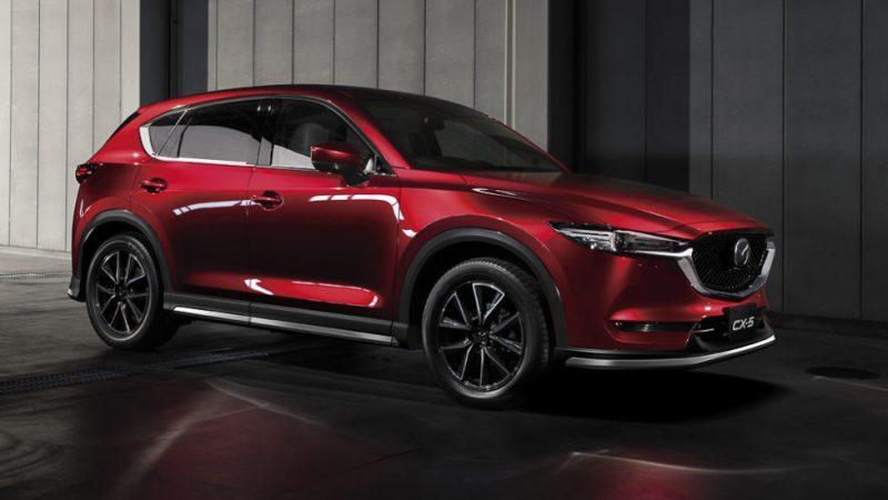 Mazda CX-5 с турбомотором